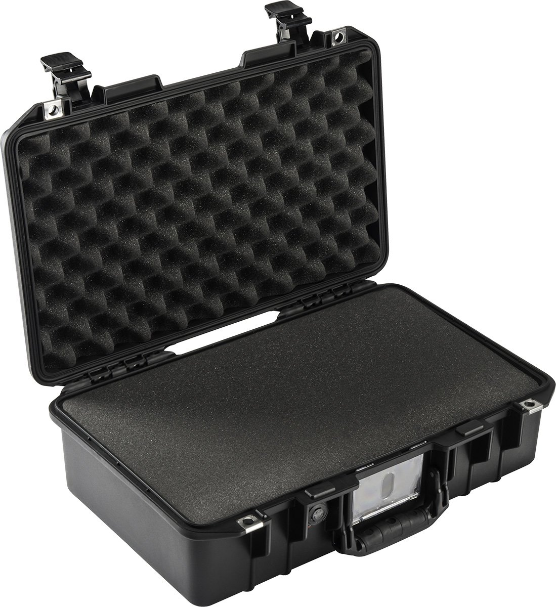 Air Case with Interior Foam, Black