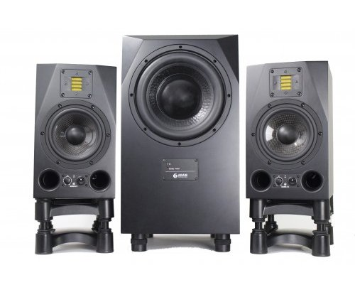 Studio Monitor Bundle, (1) A77Xa, (1) A77Xb, and (1) Sub15 MATCHED