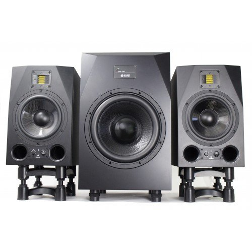 Studio Monitor Bundle, (2) A8X and (1) Sub 12, Matched