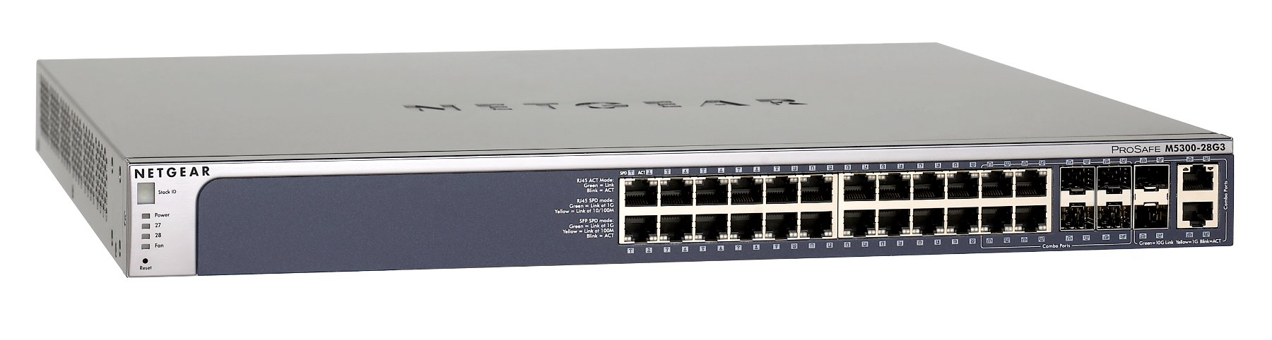 Stackable Gigabit L2/L3 Managed Switches