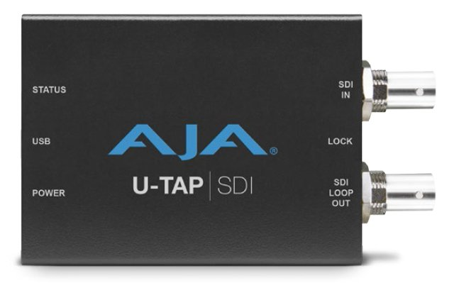 HD/SD USB 3.0 Capture Device with 3G-SDI Input