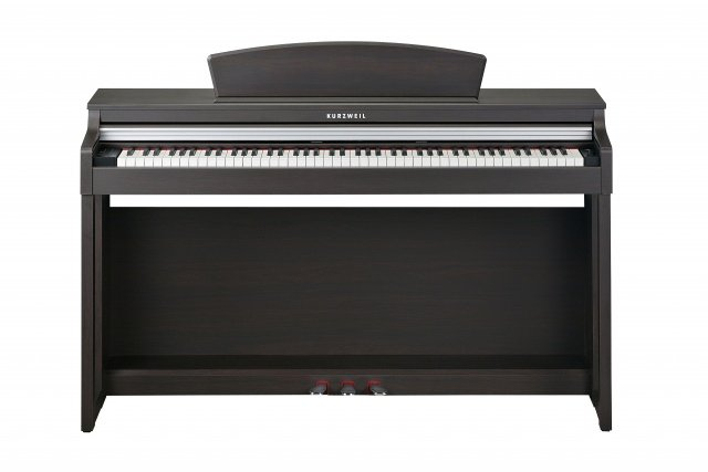 Rosewood Digital Console Piano with Arranger