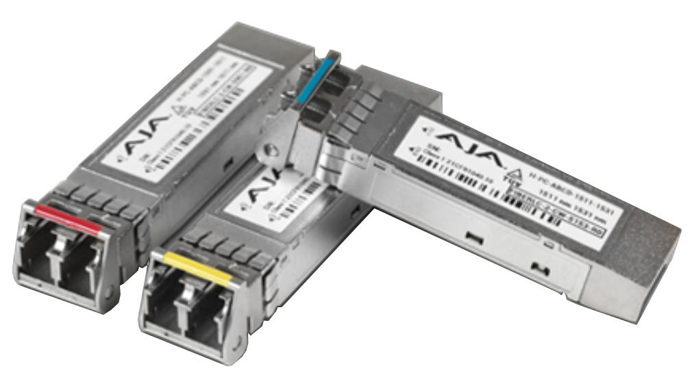 12G Transmitter on BNC SFP