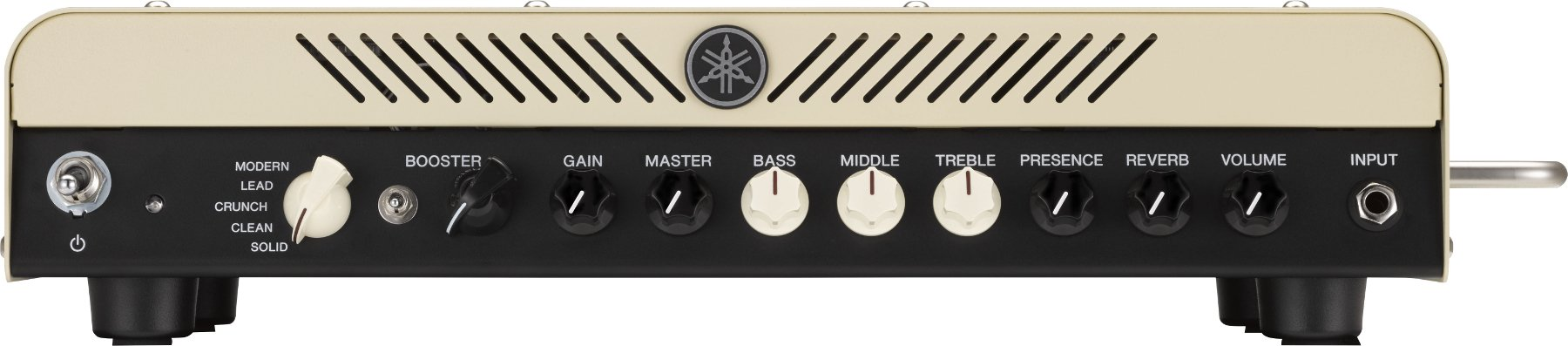 Single-Channel Guitar Amp Head