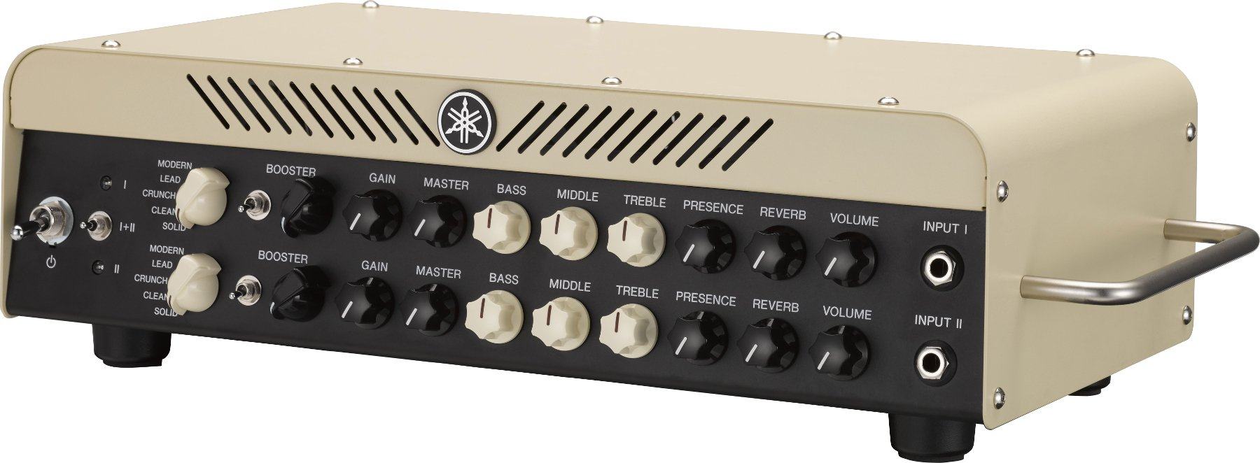 Dual-Channel Guitar Amp Head