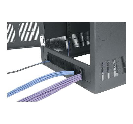 Cable-Entry Rear Door for 35RU ERK Racks