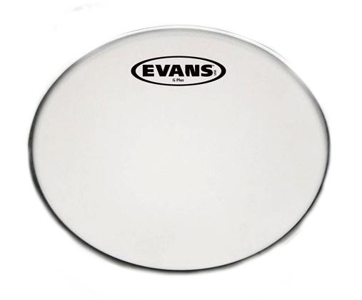 "Evans B08G12  8"" G12 Coated White Drumhead B08G12"