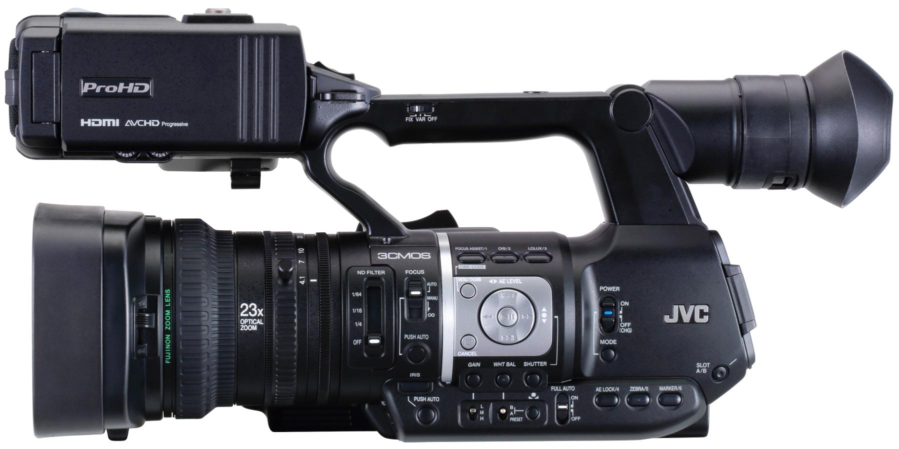 JVC GY-HM620U Mobile News Camera with 23x Lens GYHM620U