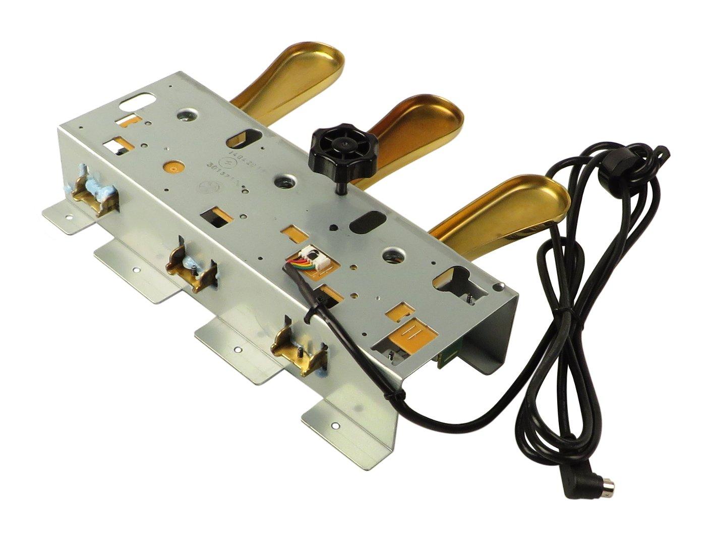 Pedal Assembly for Clavinova CLP-230, CLP-330, CLP-880