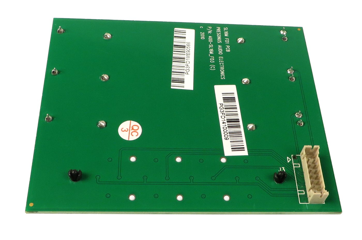 3 Channel Fader Bank PCB Assembly for StudioLive 16.0.2