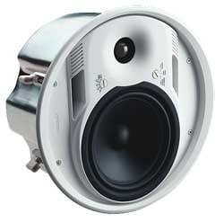 "Ceiling Speaker, Two-Way, 6.5"" Woofer, 30W, Priced Each, Sold In Pairs"
