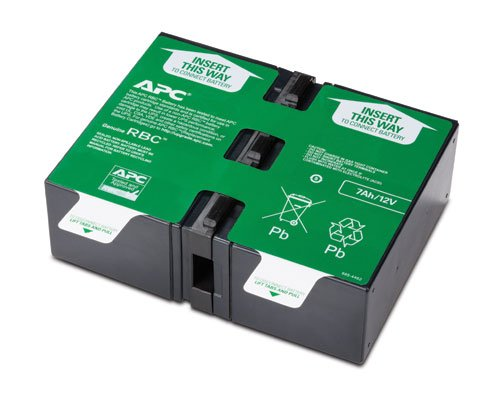 American Power Conversion RBC123 Replacement Battery Cartridge # 123 APCRBC123