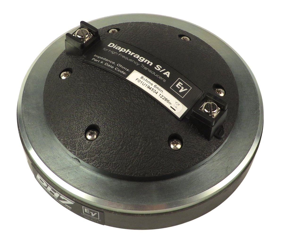 Electro-Voice F.01U.157.374 HF Driver for QRX-153 and QRX-212/75 F.01U.157.374