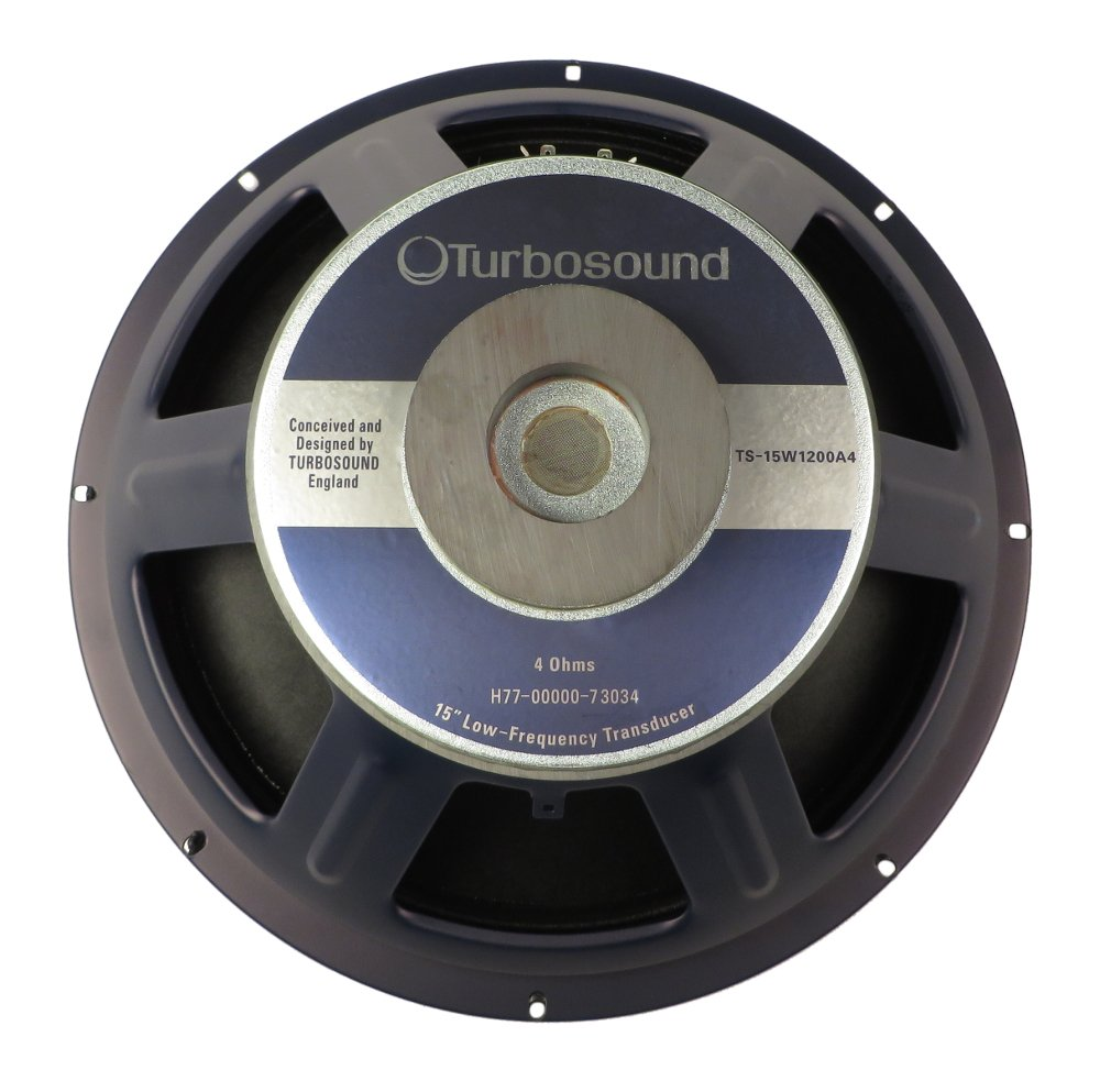"Turbosound H77-00000-73034 15"" Woofer for Milan M15 H77-00000-73034"