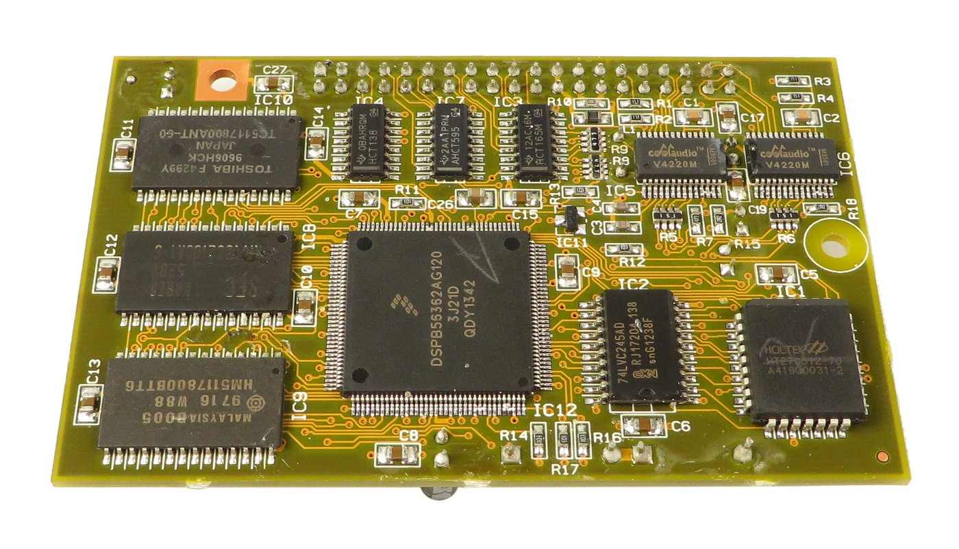 Effects PCB Assembly for SL3242FX-PRO and SX2442FX