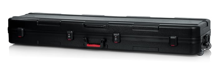 TSA ATA Slim XL 88-note Keyboard Case with Wheels