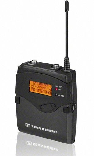 Portable Single Channel Diversity Receiver, AW 516-558 MHz