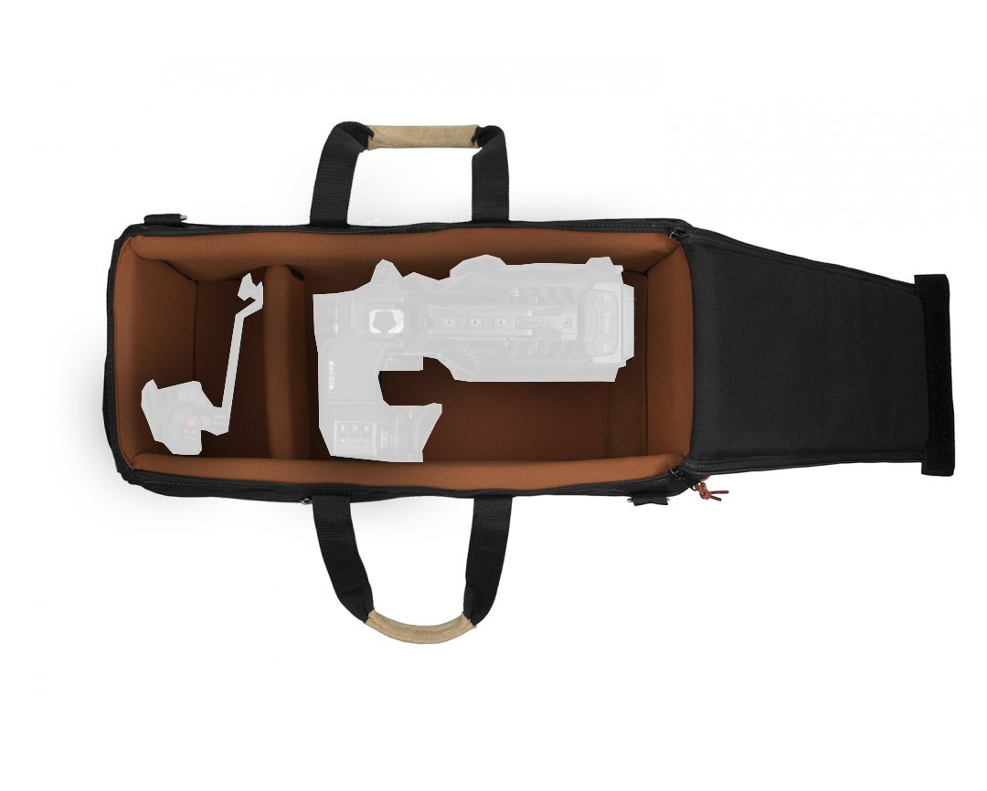 Porta-Brace CAR-3CAMT  Black Cargo Case Camera Edition CAR-3CAMT