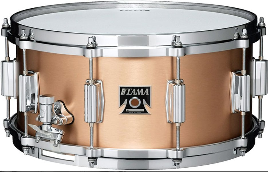 "6.5""  x 14"" Bell Brass Snare Drum"