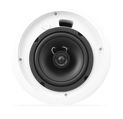 "6"" Two-way ceiling speaker, 70/100V"