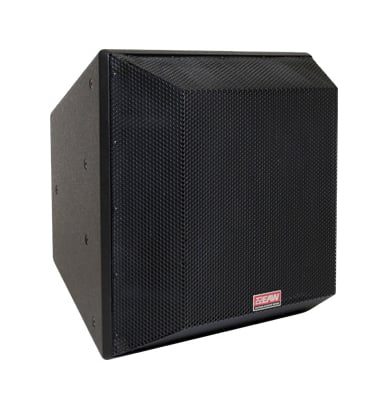EAW-Eastern Acoustic Wrks QX326  2-Way Trapezoidal Enclosure Speaker QX326