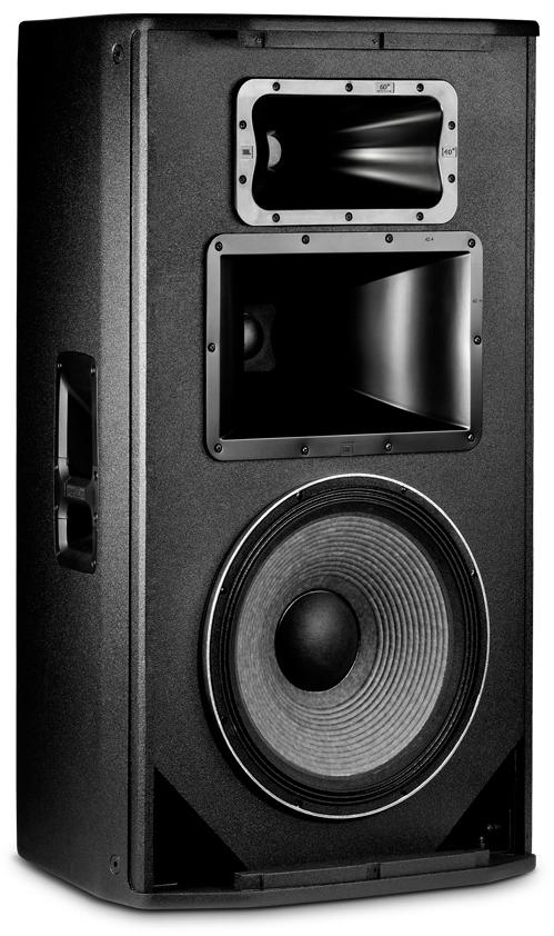 "15"" 3-Way Bass Reflex Passive Loudspeaker"