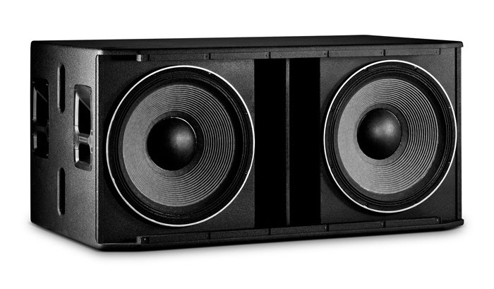 "18"" Dual Passive Subwoofer System"