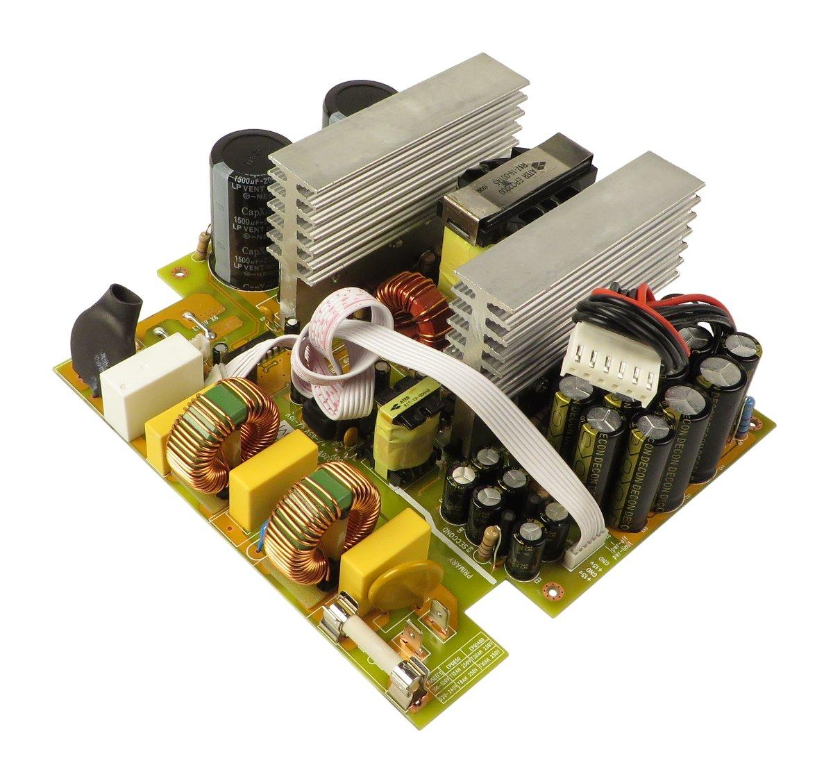 Behringer Q04-A1W02-08132 Power PCB for EUROPOWER EPQ2000 Q04-A1W02-08132