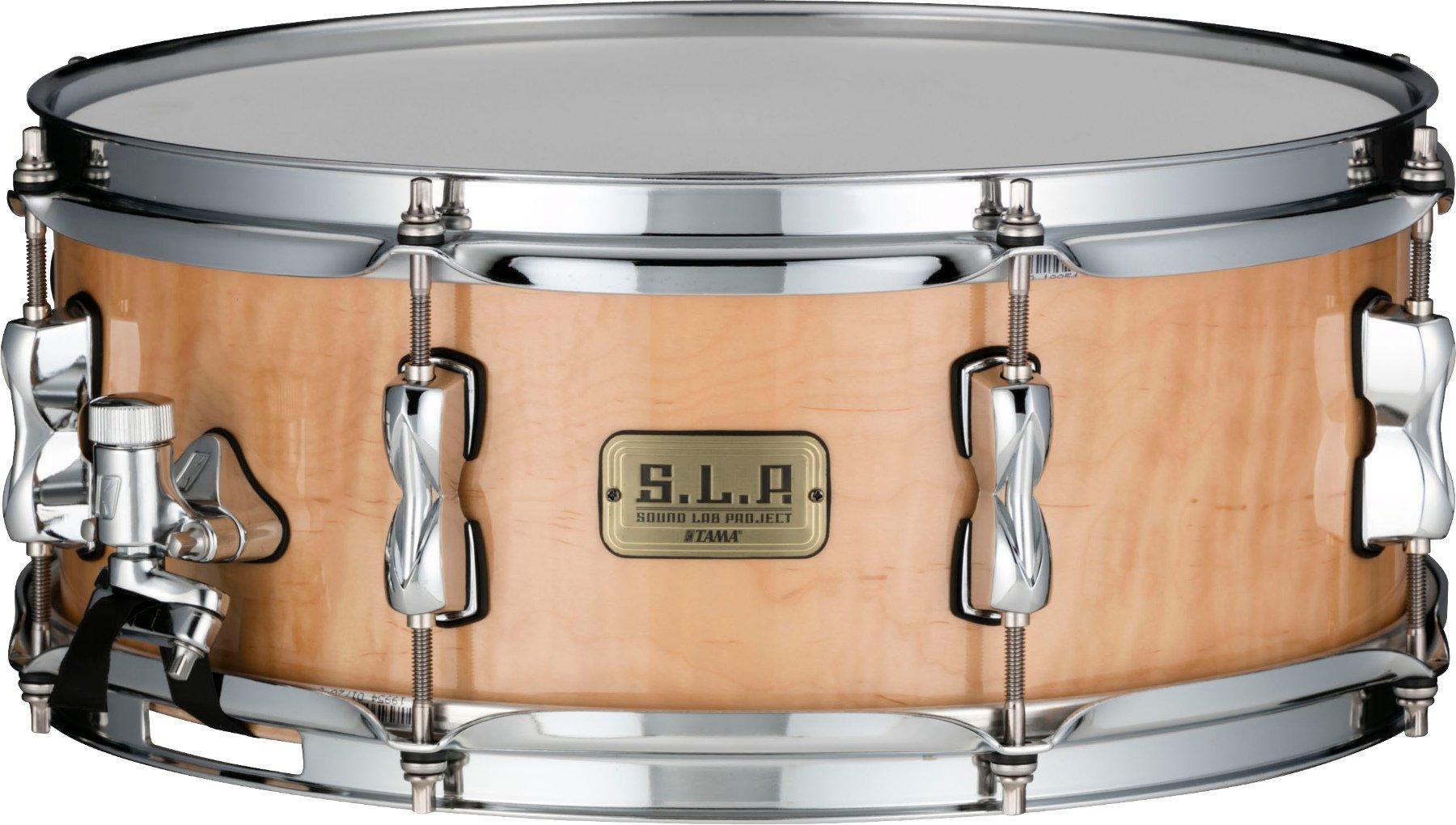 """Vintage Poplar Maple Snare Drum, 5.5""""x14"""""""