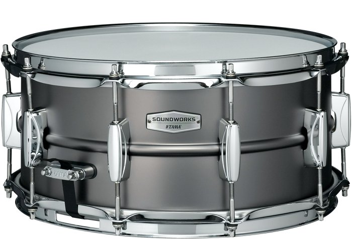 Tama DSTM  Soundworks Steel Snare Drum DSTM