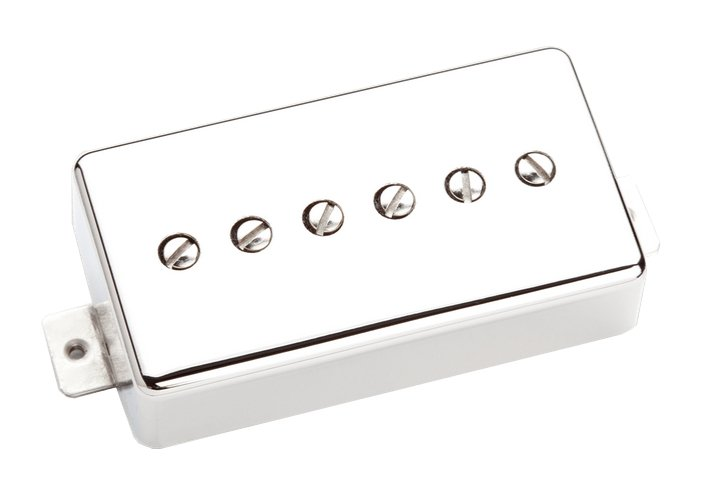 Phat Cat Neck Pickup, Nickel Cover