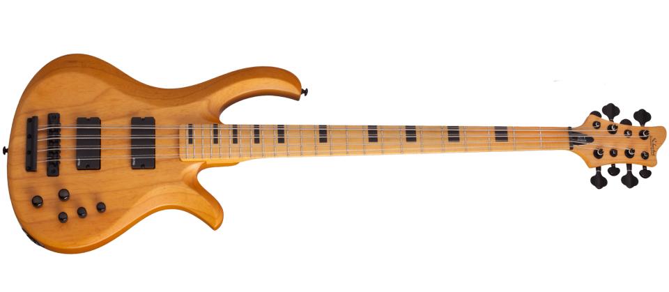 8-String Bass Guitar
