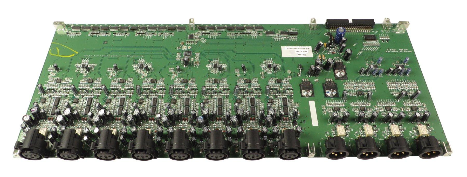IDR32 and IDR48 Audio I/O PCB Assembly