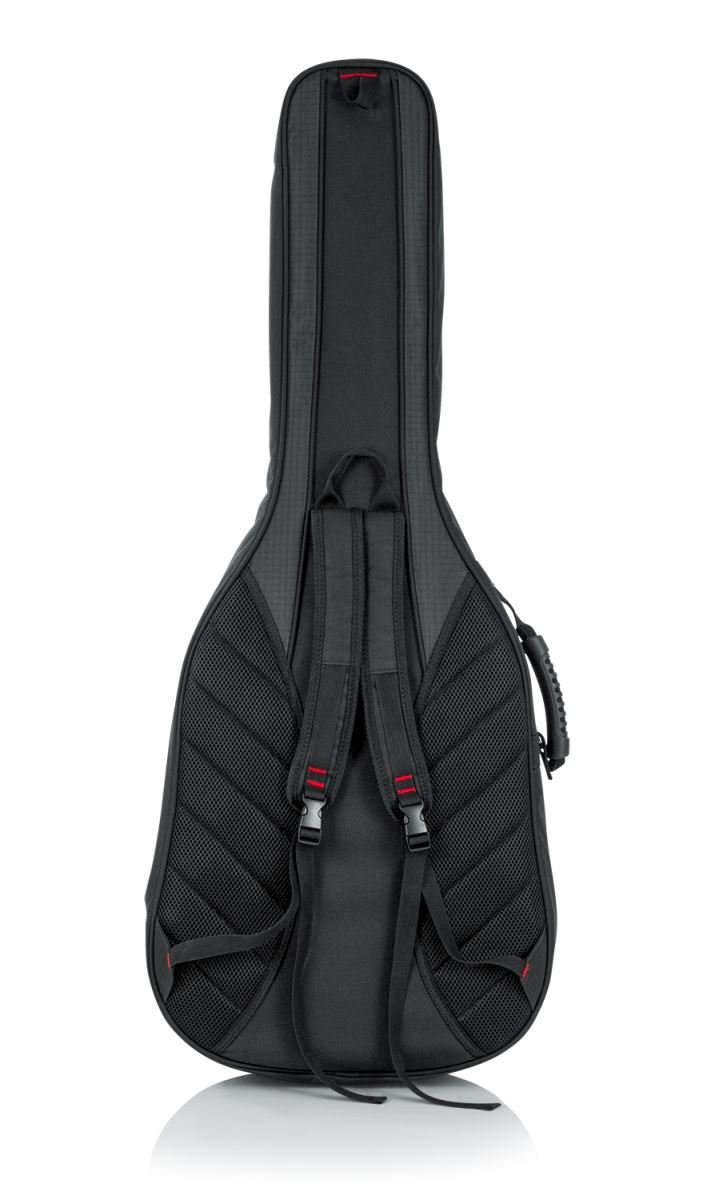 4G Style Gig Bag for Mini Acoustic Guitars with Adjustable Backpack Straps