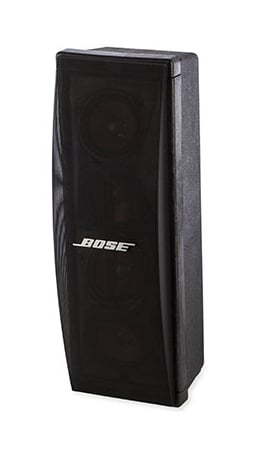 Bose Panaray 402 Series IV Panaray Outdoor Installed Speaker, Black 402-IV-BLACK