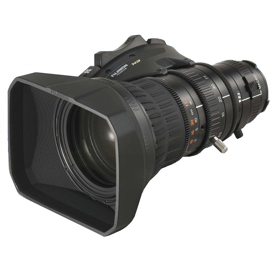 """1/3"""" eXceed Standard-Telephoto ENG Lens"""