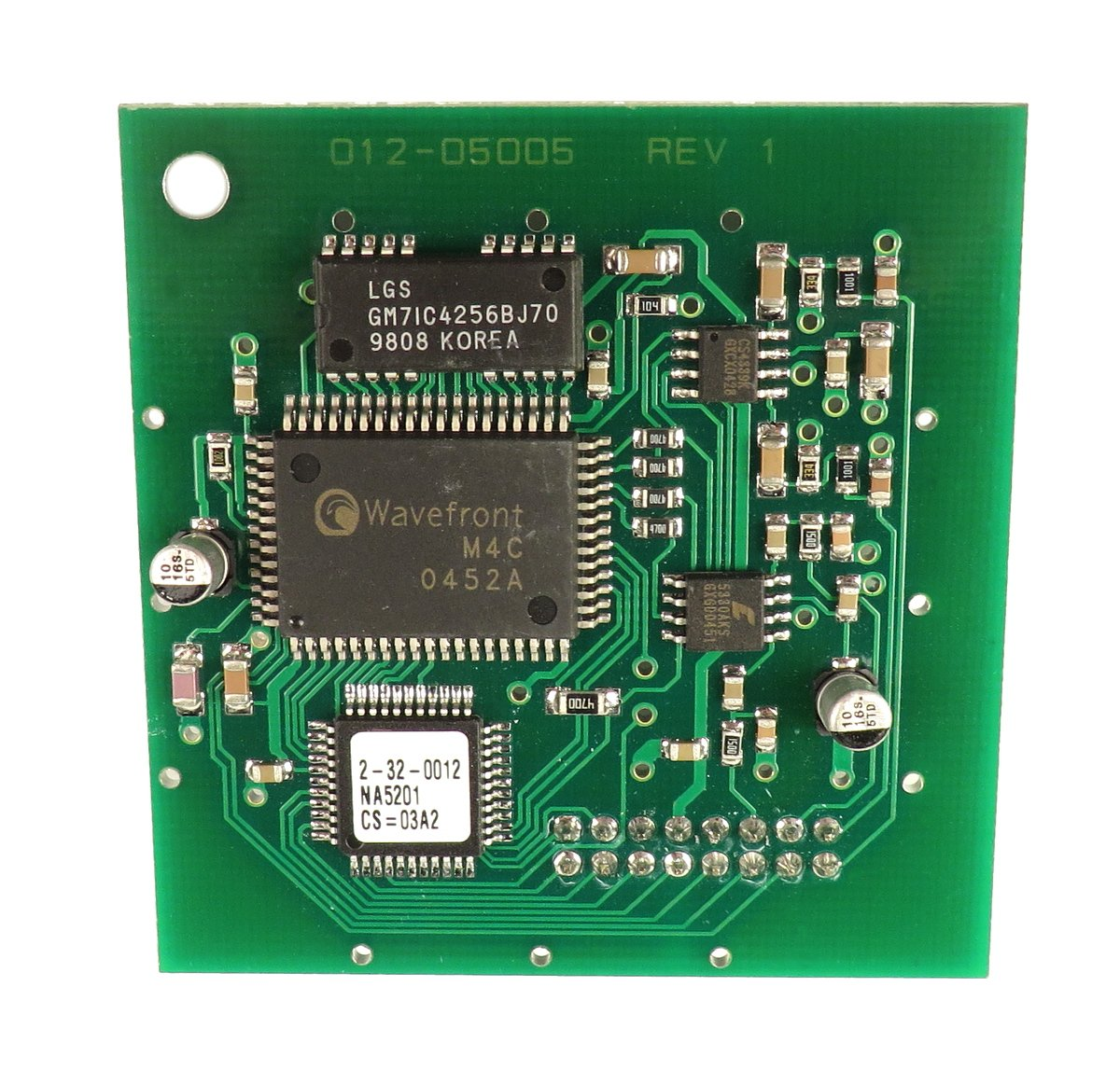 DFX PCB for Valvestate AVT100