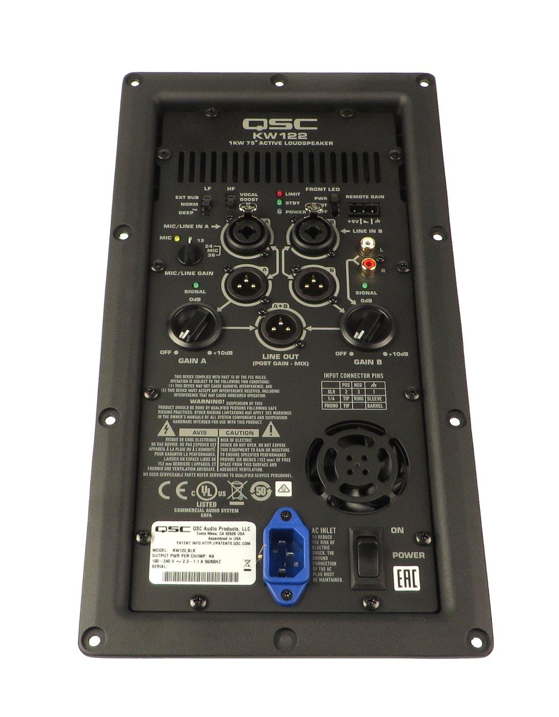 KW122 Amp Module