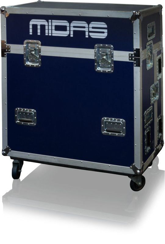 Midas PRO2C-RC Touring Grade Road Case for PRO2C Compact Live Digital Console PRO2CRC