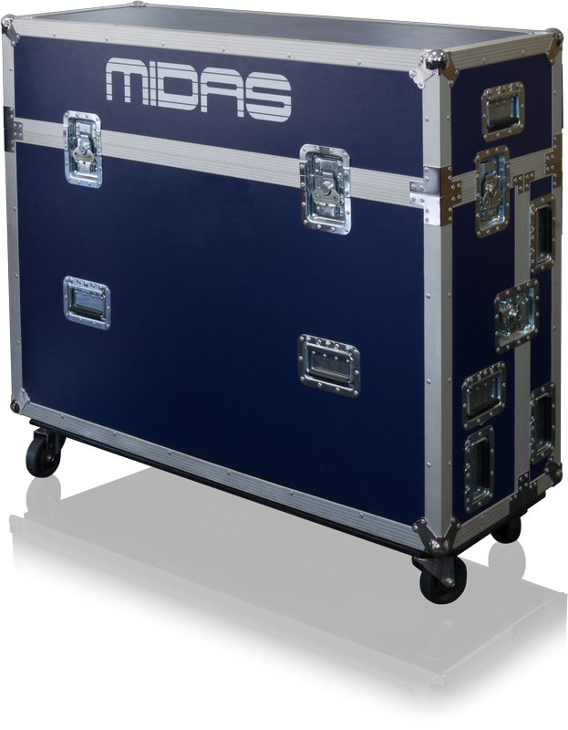 Touring Grade Road Case for PRO2 Live Digital Console
