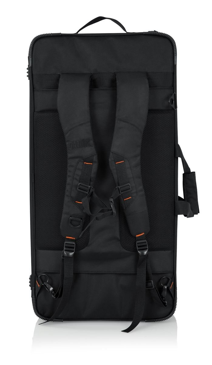G-Club Series Backpack with Adjustable Interior, for DJ Controllers up to 27""