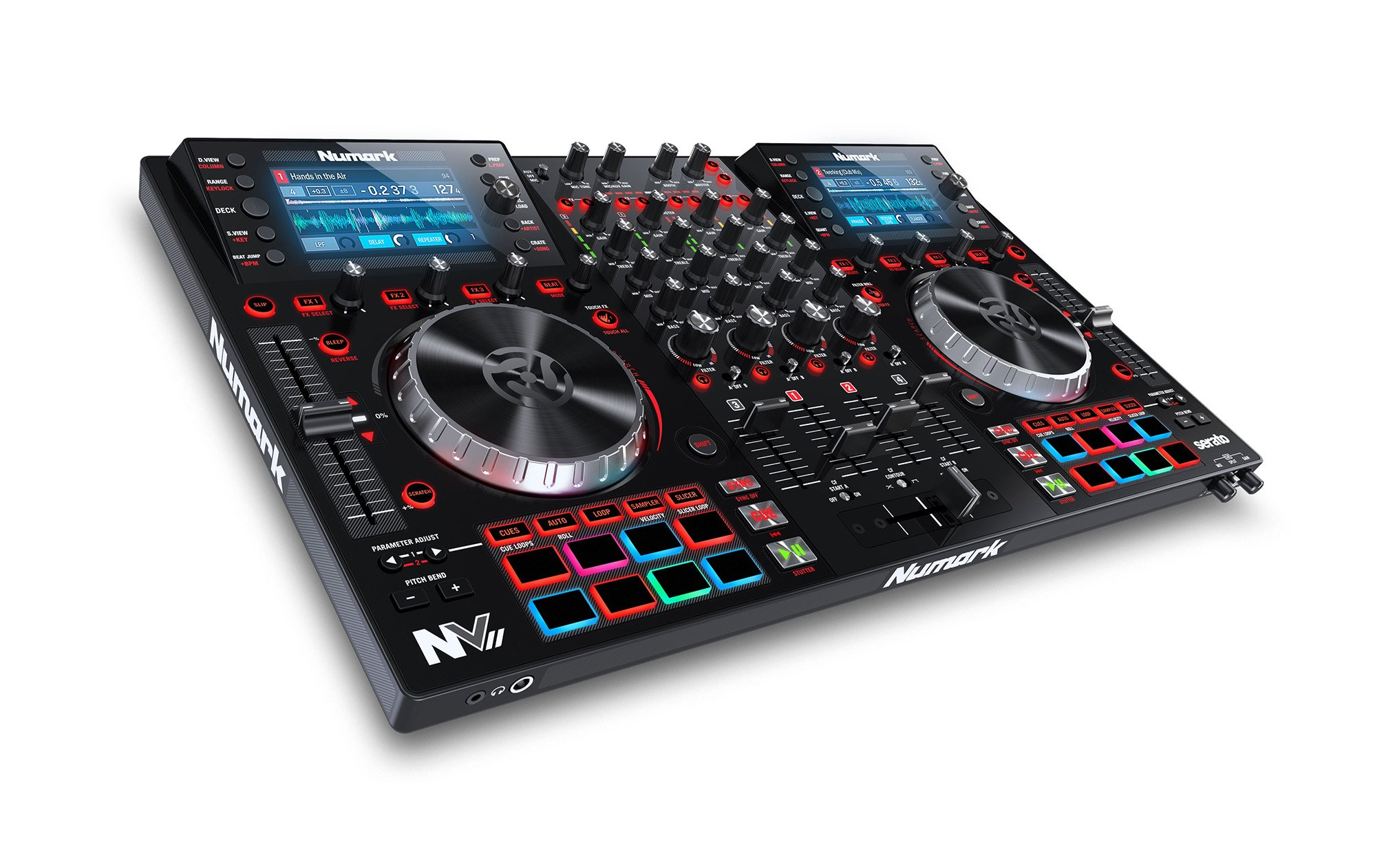 4ch DJ Controller for Serato