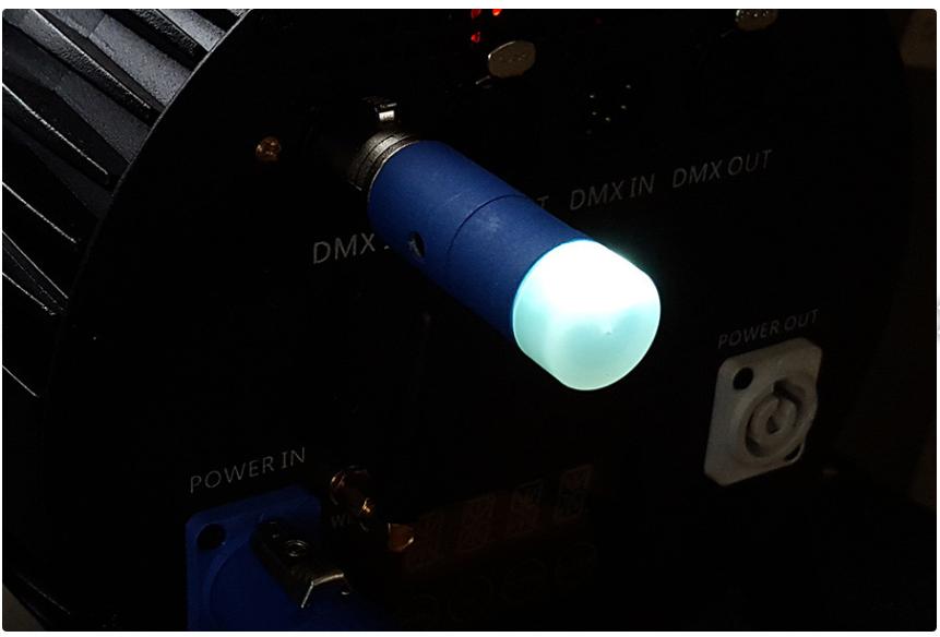 512 Channel Wireless DMX Receiver
