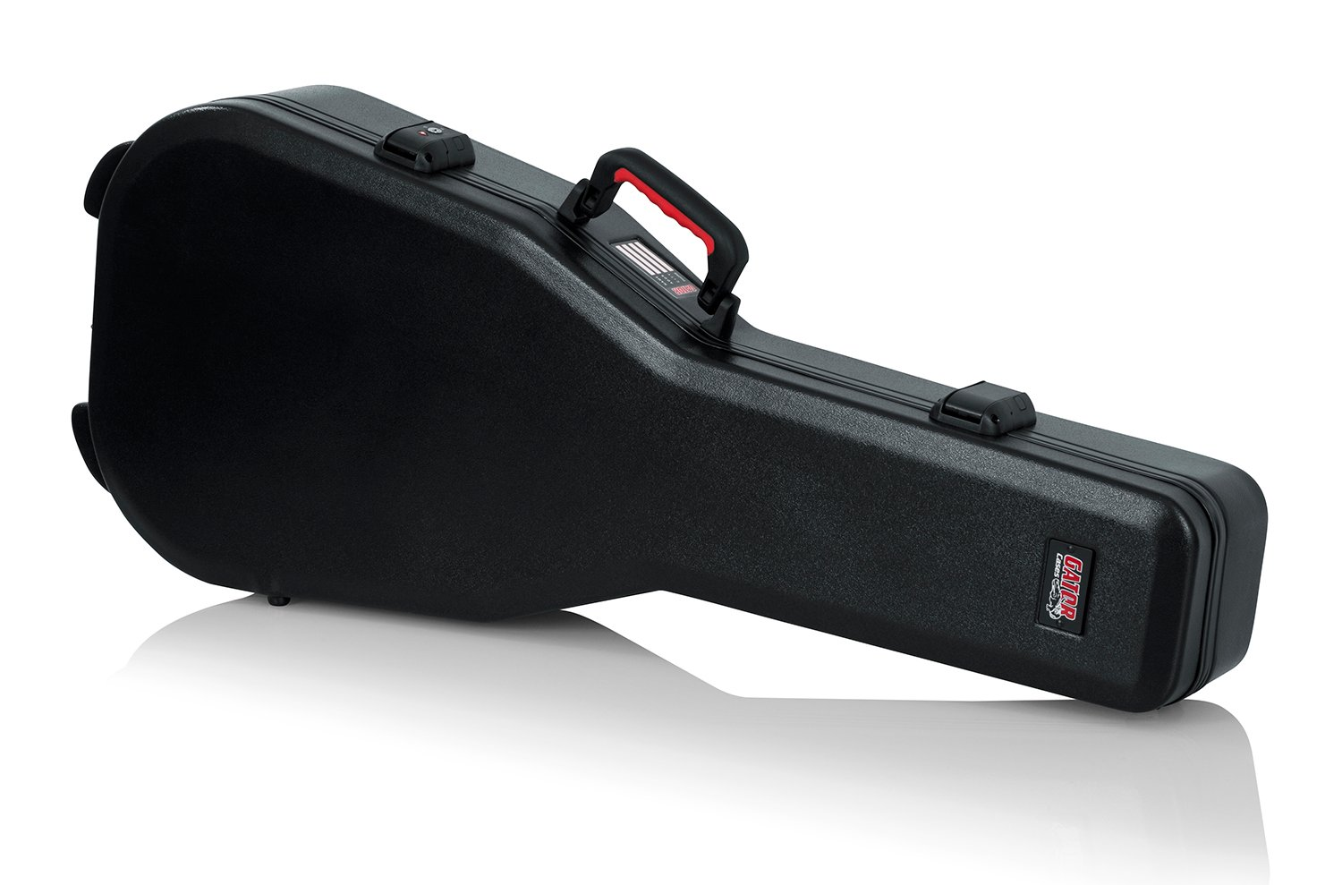 TSA Series ATA Molded Case for Classical Style Acoustic Guitars