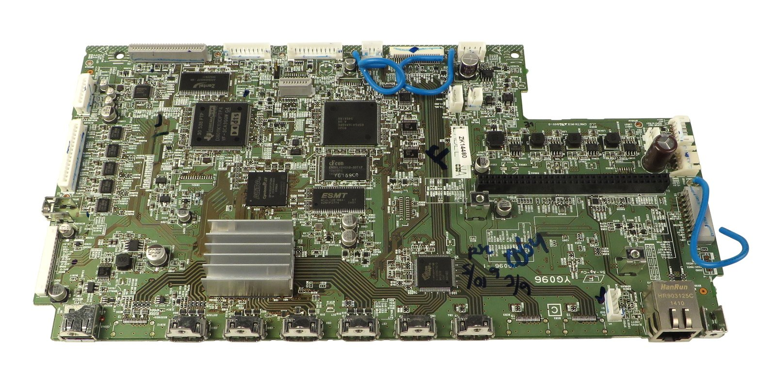 HDMI PCB Assembly for RX-V677 and RX-A740 (REFURBISHED)