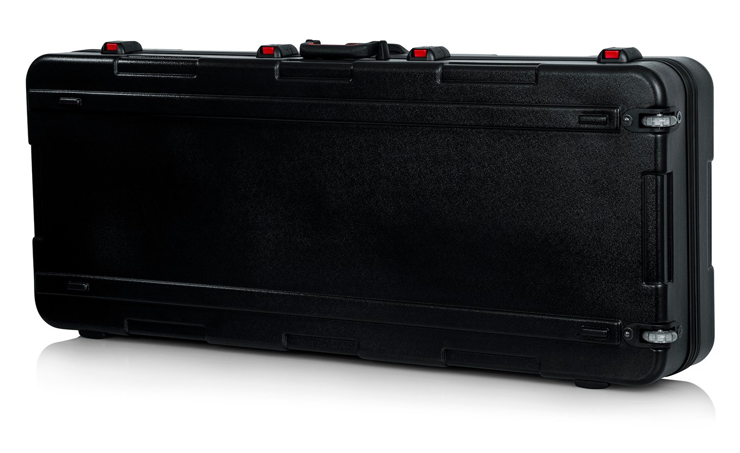 TSA Series ATA Molded Deep 76-Note Keyboard Case with Wheels