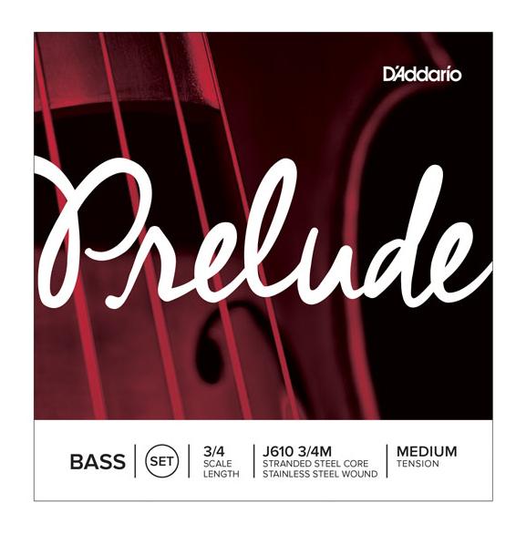PRELUDE BASS SET 3/4M