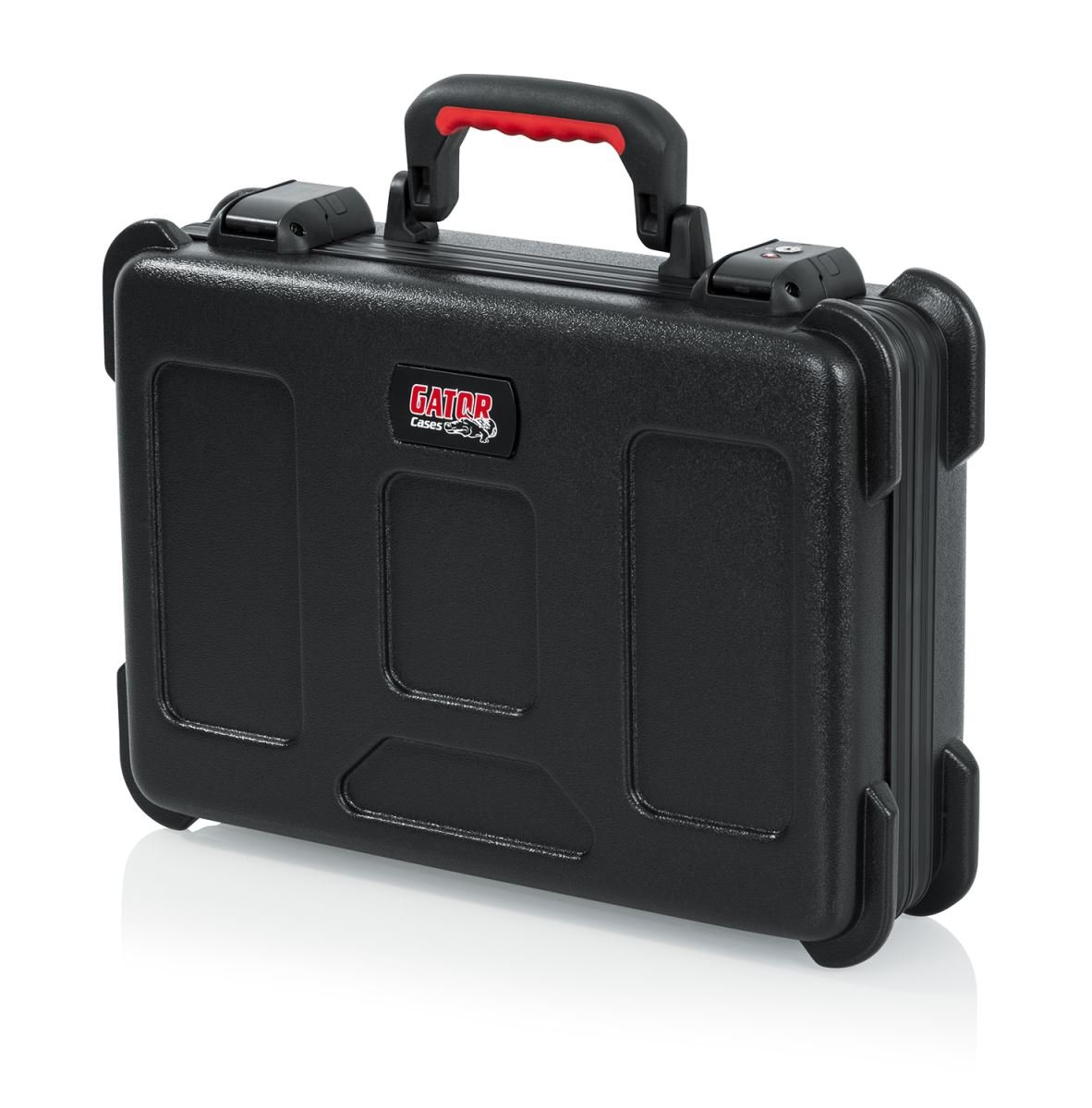 TSA Series ATA Case for (6) Wireless Microphones with Battery Storage