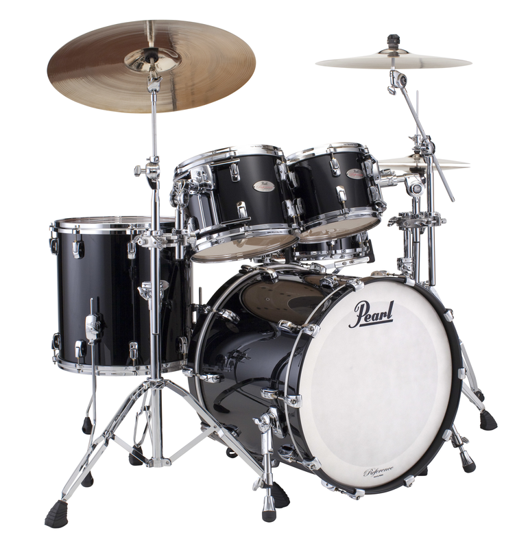 4-Piece Reference Pure Shell Pack in Piano Black