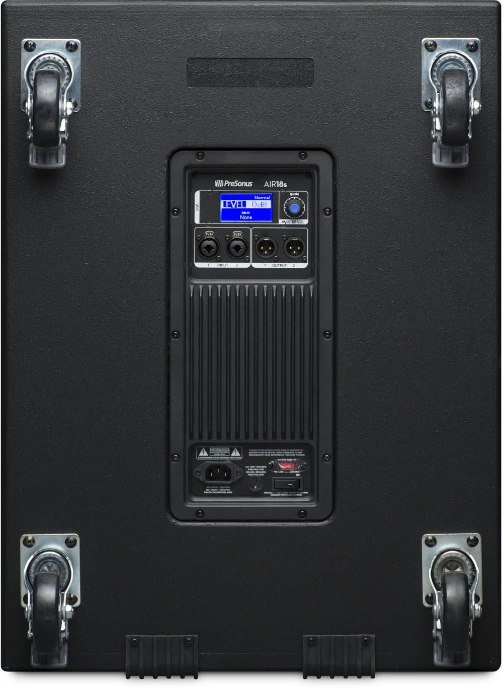"1 x 18"" Active Sound-Reinforcement Subwoofer"